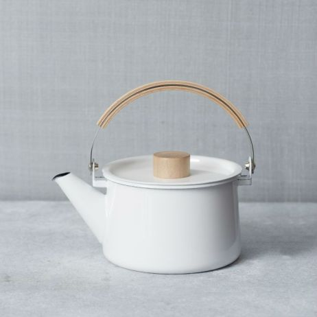 west elm enamel pot