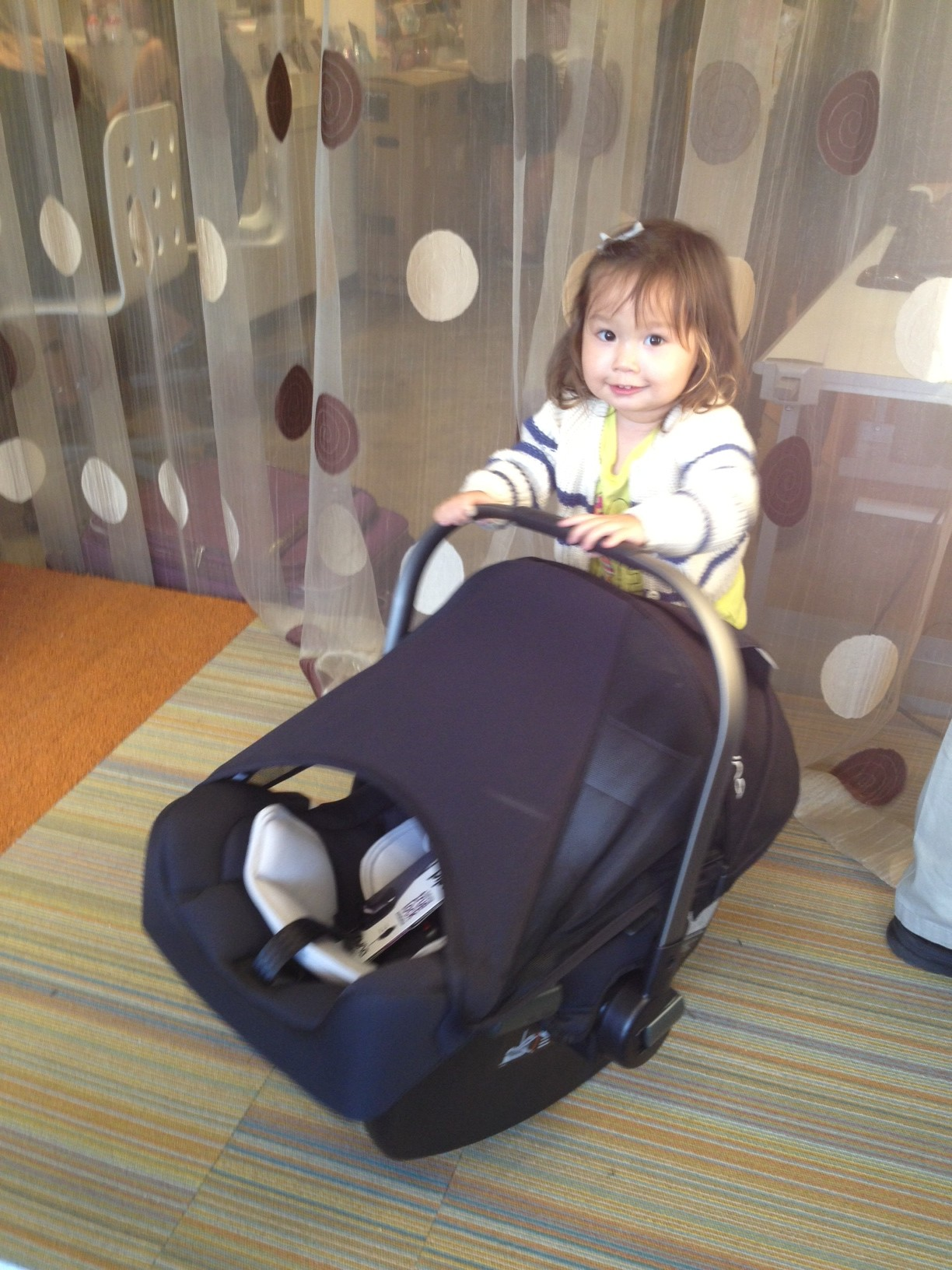 Lovely Baby Nuna PIPA Infant Car Seat And More