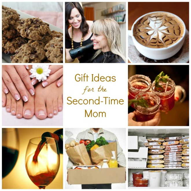 gift ideas for the second time mom