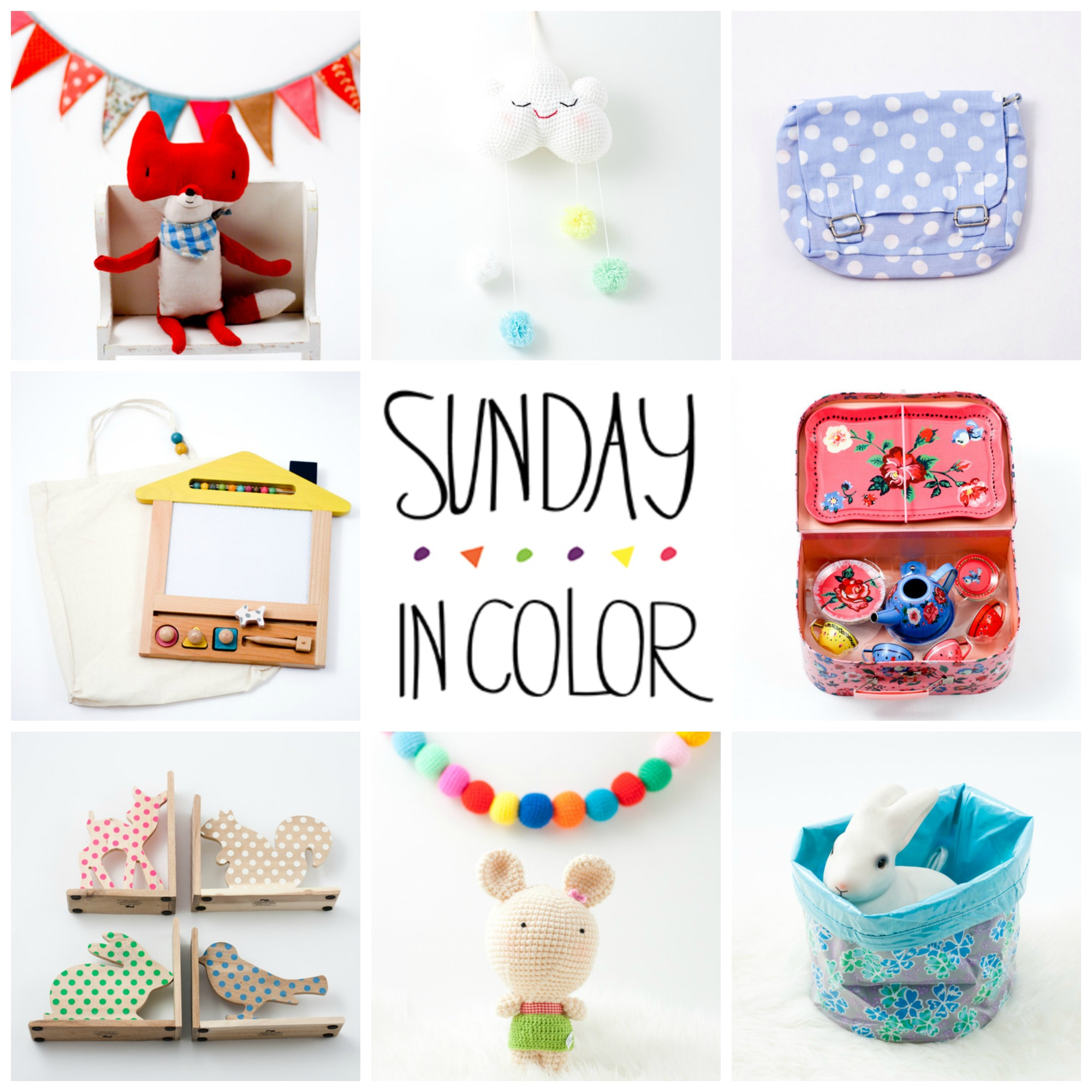 Lovely Small Business: Sunday in Color